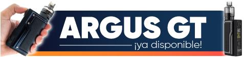 Ya disponible Argus GT
