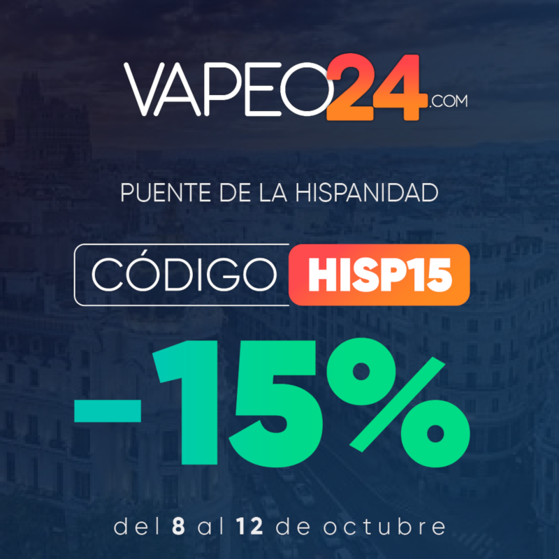 Descuento 15% Puente hispanidad